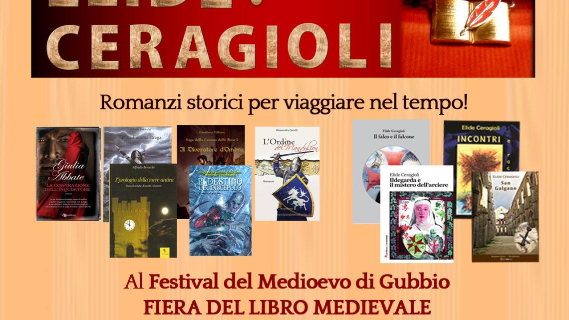 Festival del Medioevo – Libri storici per viaggiare nel tempo